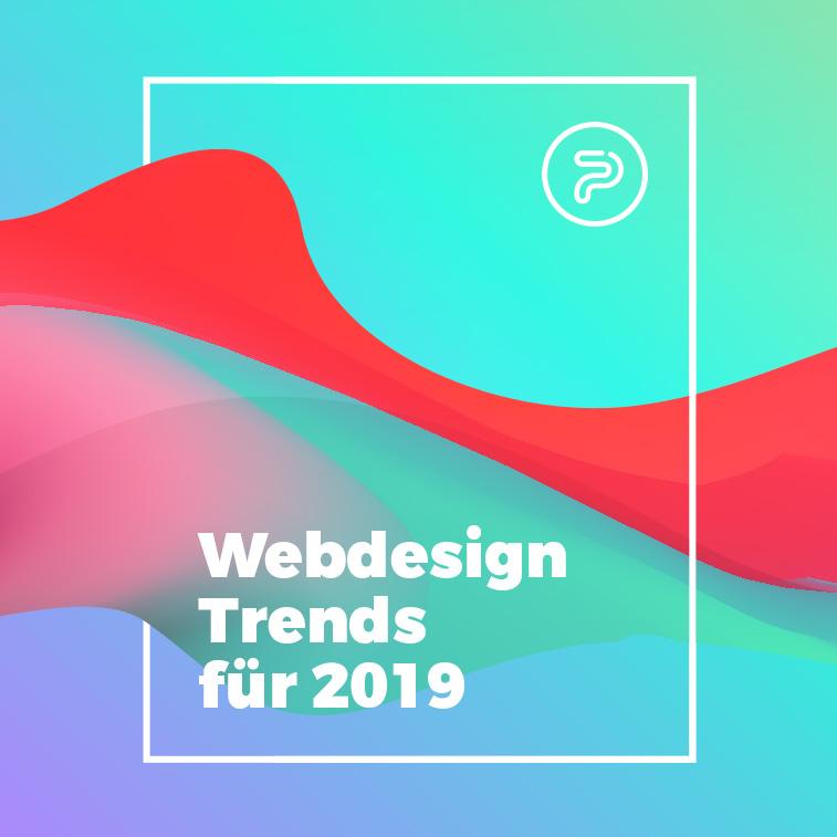 Webdesign Trends für 2019