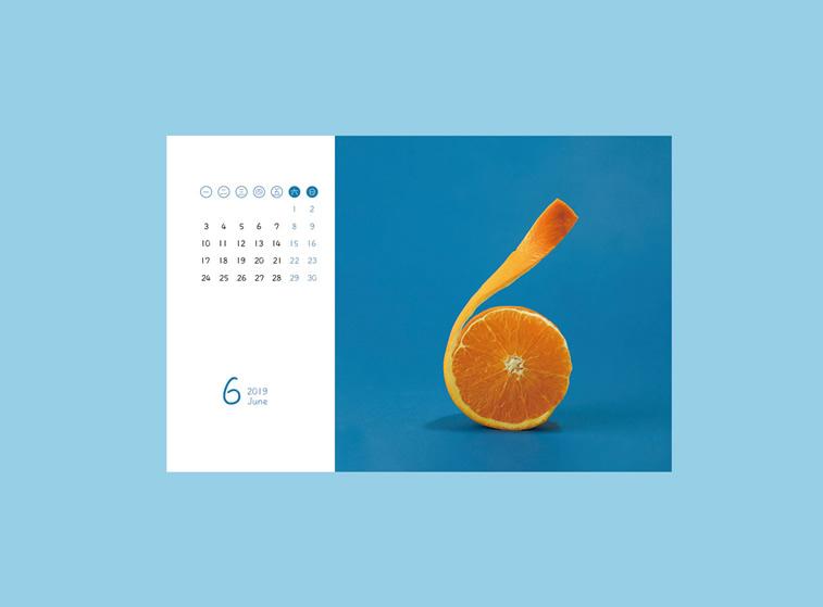 cuihua xiaopai kalender 2019