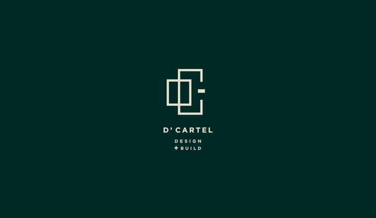 D Cartel logo design