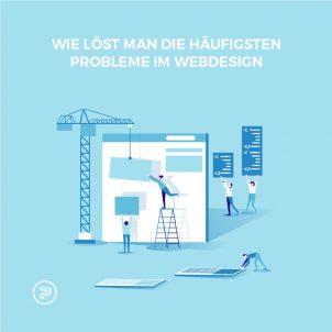 Wie löst man die häufigsten Probleme im Webdesign