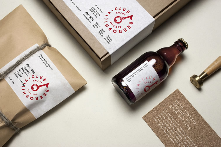 bier verpackungsdesign beerophilia