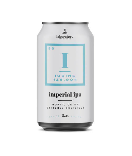 bier verpackungsdesign iodine