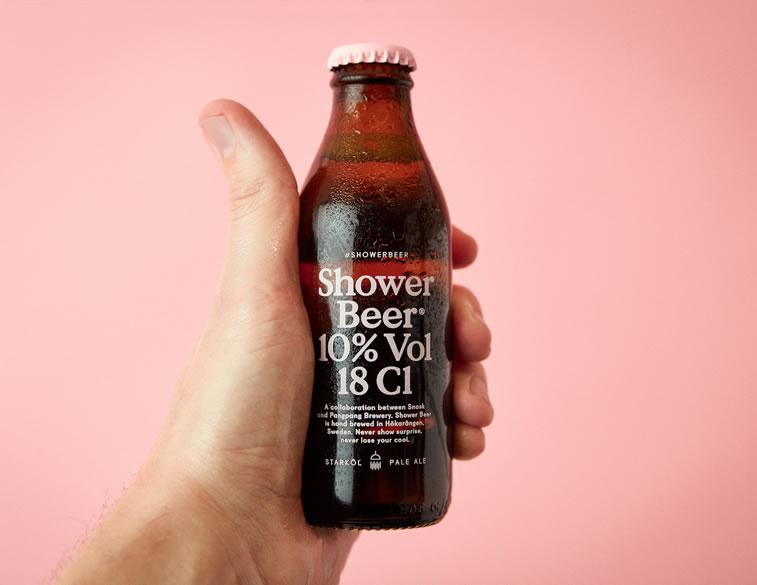 bier verpackungsdesign shower beer 2