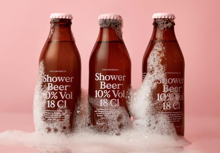 bier verpackungsdesign shower beer 3