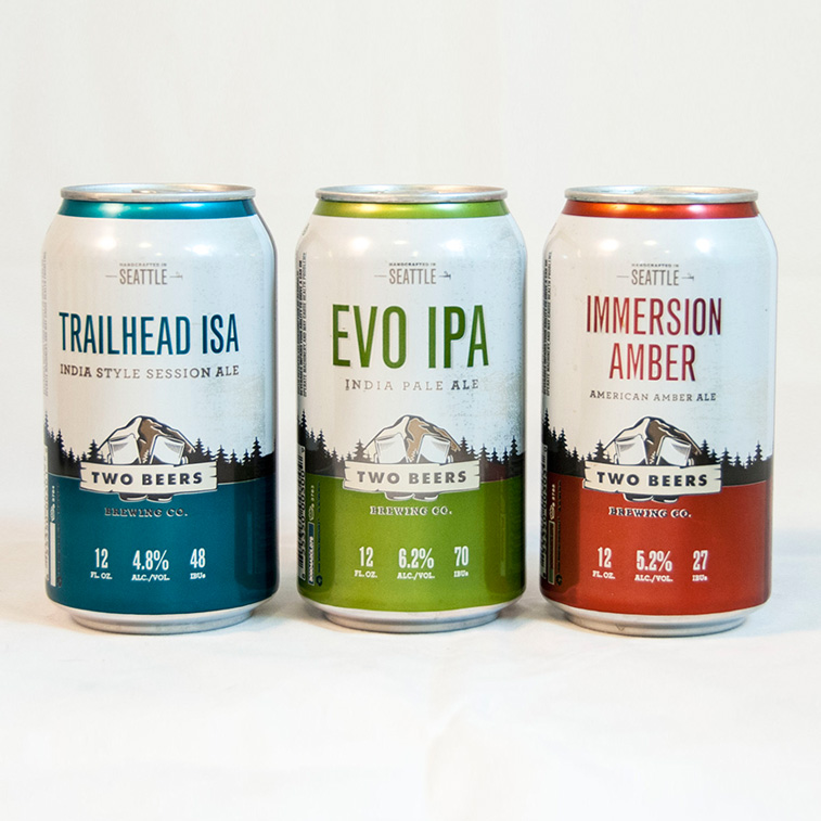 Inspiration für Bierverpackung