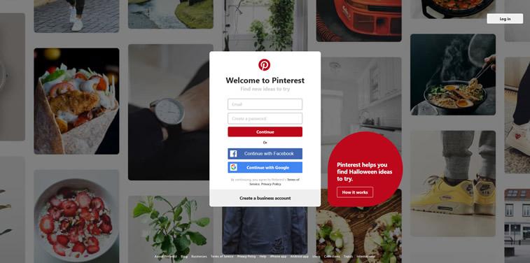 Pinterest 2018