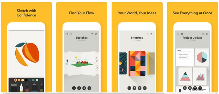 Paper App Store