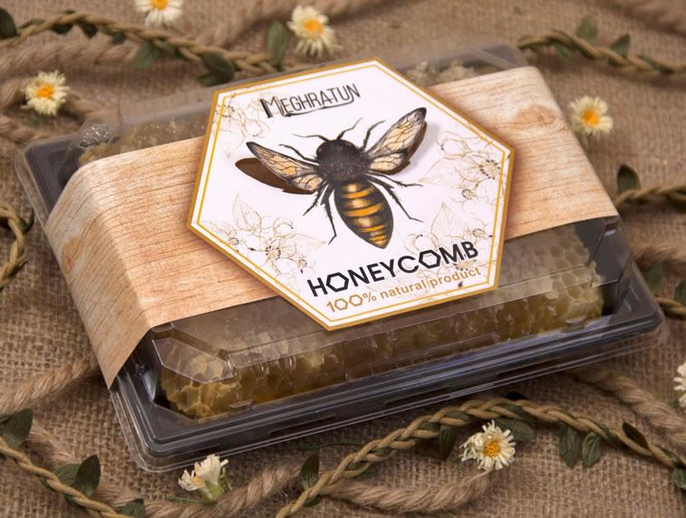 honeycomb honig