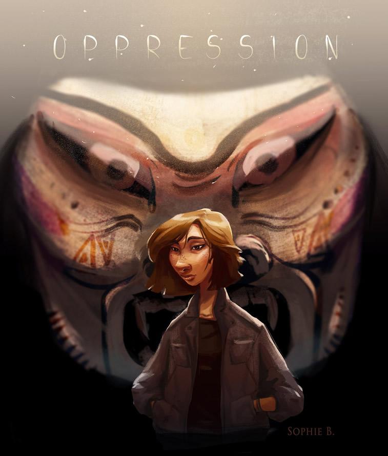 Opression Illustration Sophie Barocas