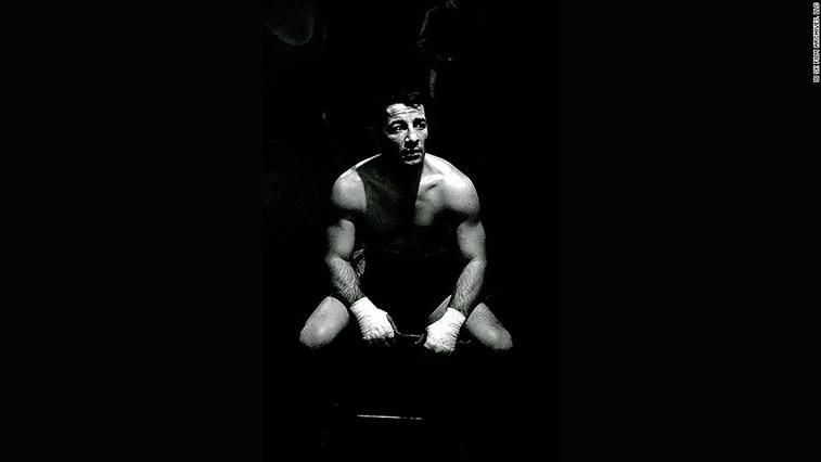 Rocky Graaziano 1947 penccil