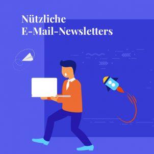 Nützliche E-Mail-Newsletters über Webdesign