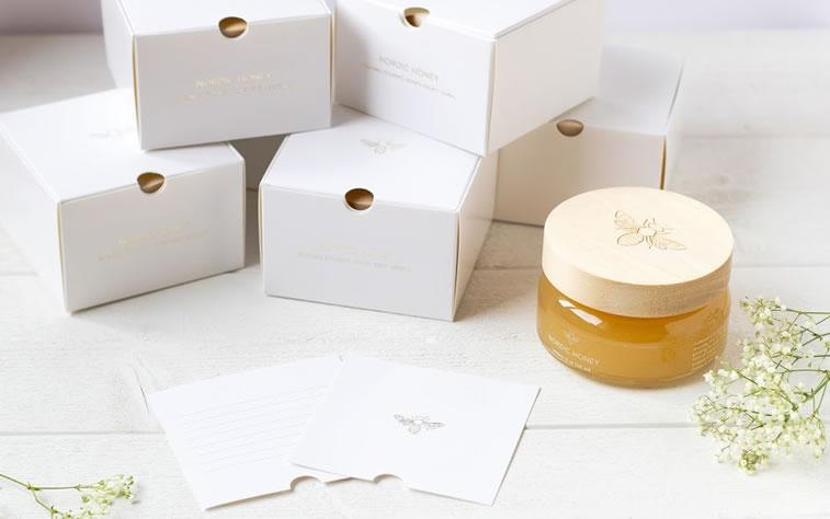 honigverpackung