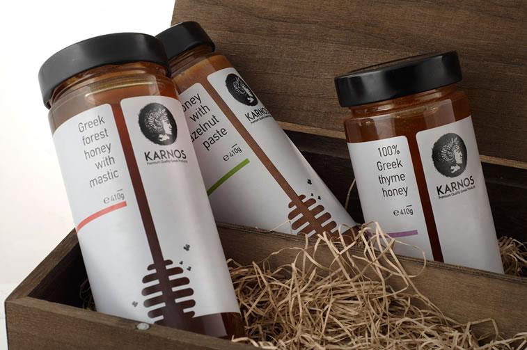 karnos honigverpackung