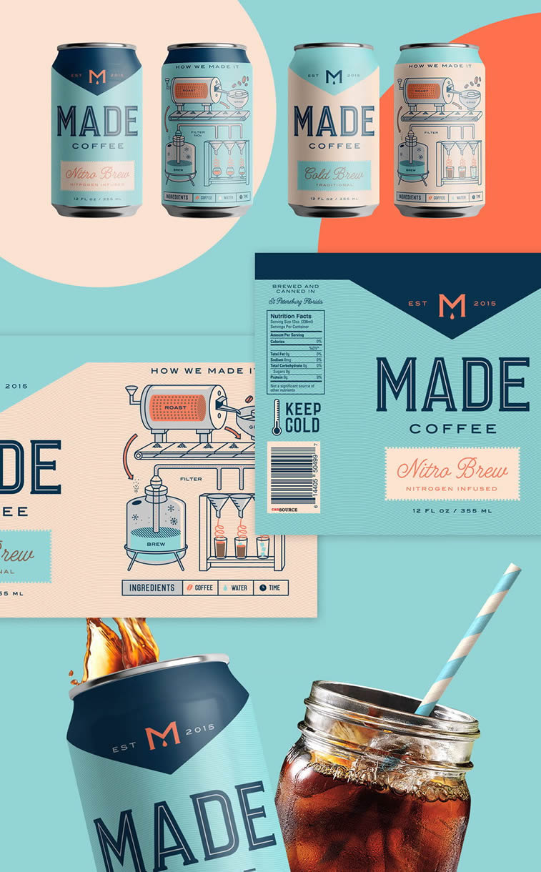 made coffee