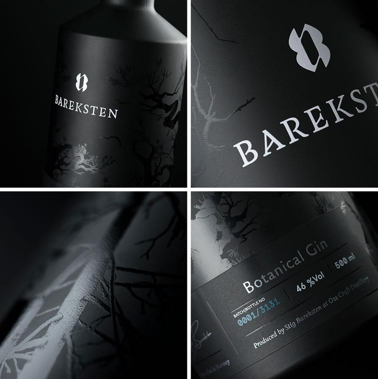bareksten spirits design