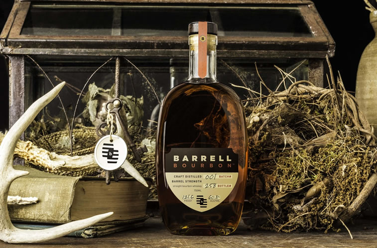 barrell craft etikettendesign