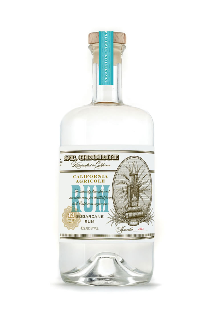 st george spirits design
