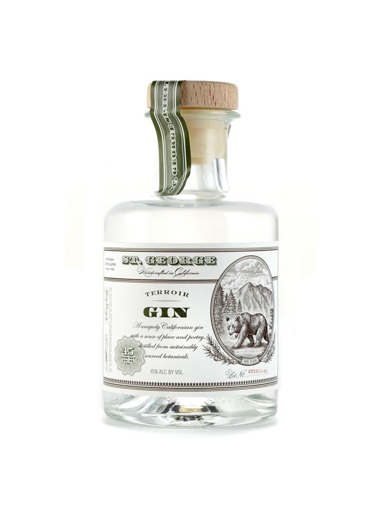 st george spirits gin
