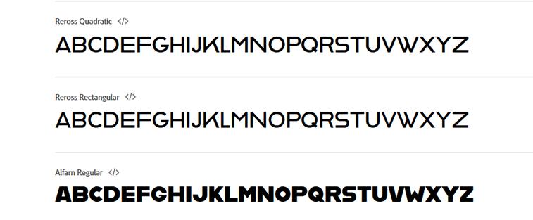 alphabet anzeige buchstaben