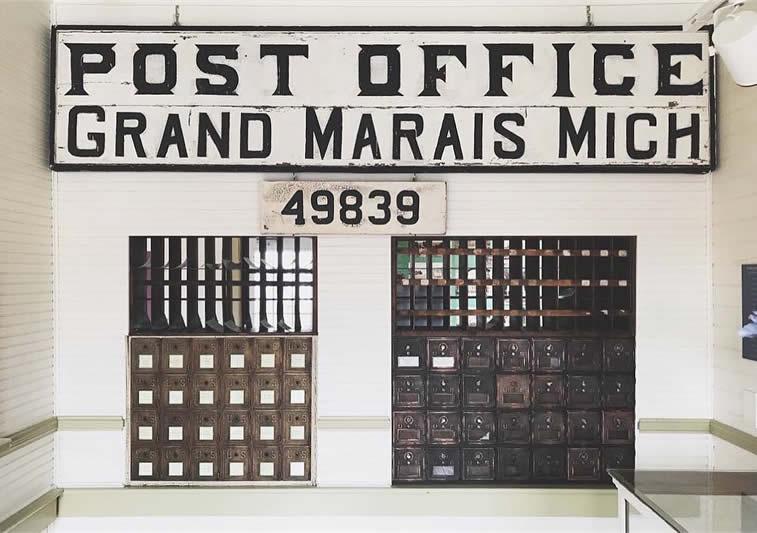 Alte Poststelle