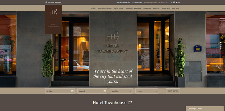 Townhouse 27 Hotel