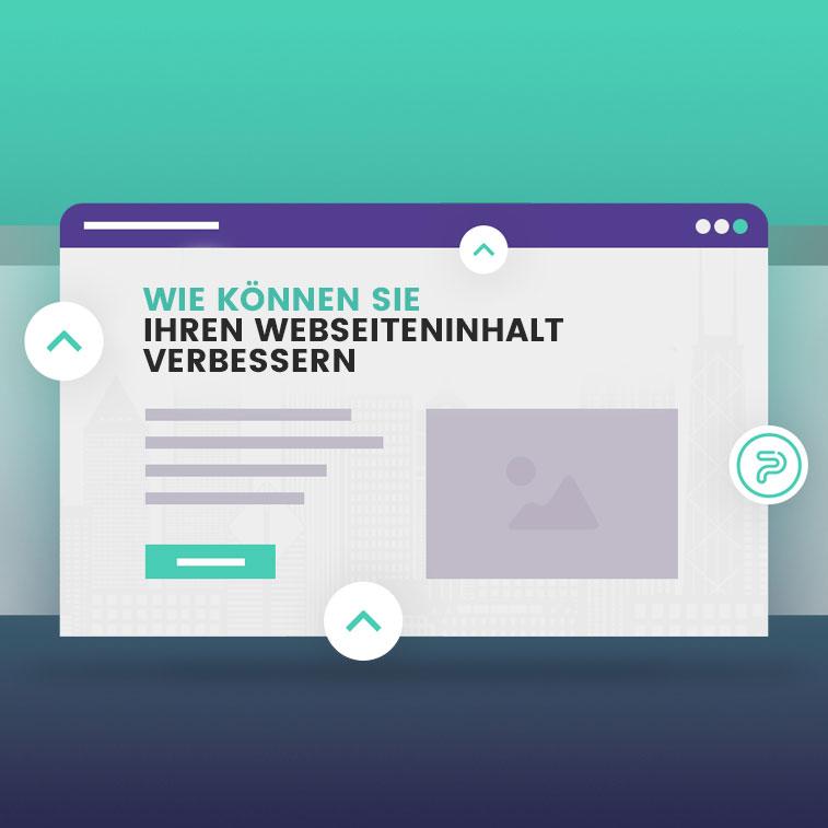 Wie können Sie Ihren Webseiteninhalt verbessern