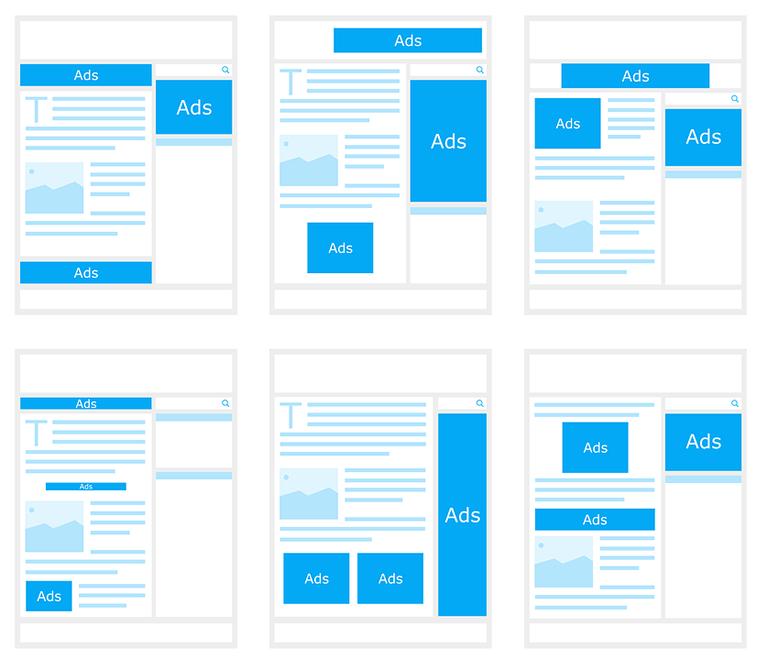 Webseitentwurfe Beispiele