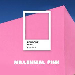 Millennial pink: wie hat eine Farbe die ganze Generation beeinflusst?