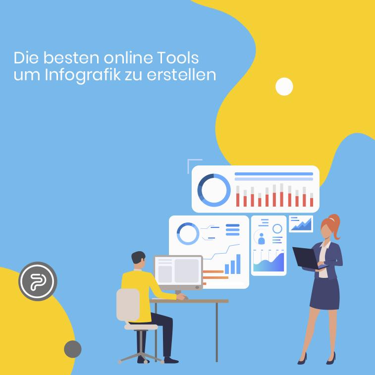 Die besten online Tools um Infografik zu erstellen