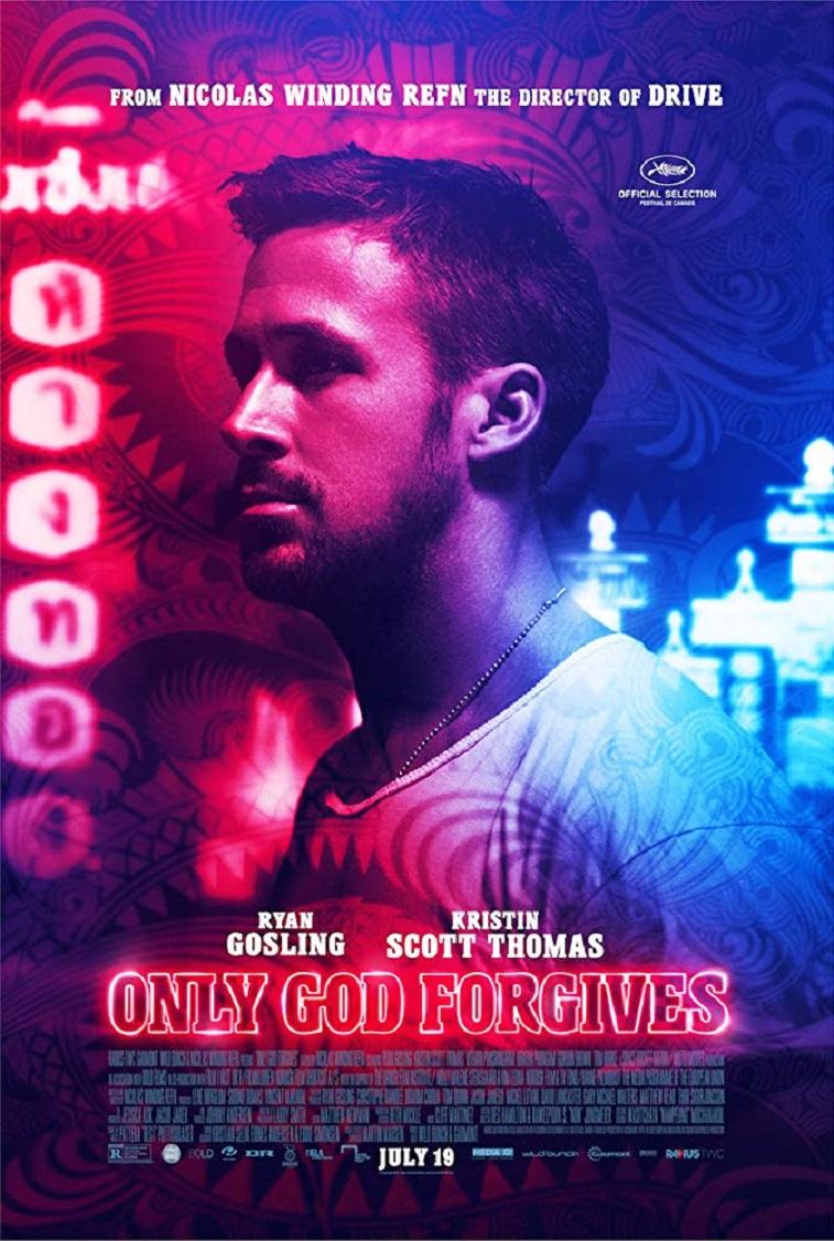 Only the God forgives Filmplakat