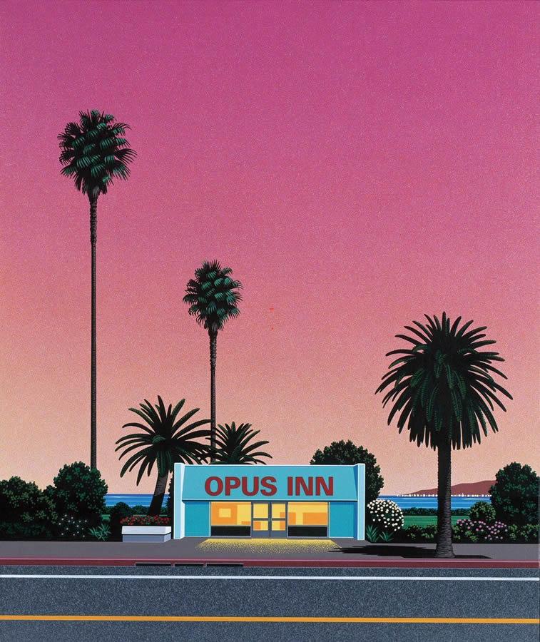 Opus Inn Kalifornien