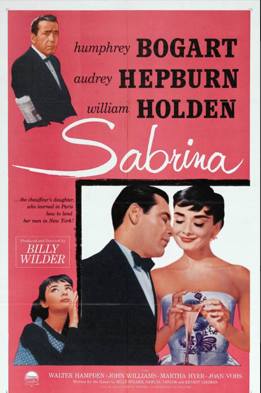 Sabrina Filmplakat