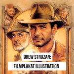 Illustrationen für Filmplakate
