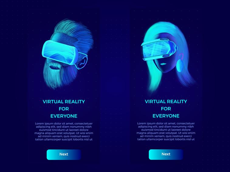 Lalit VR UI Design
