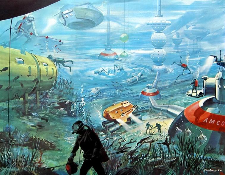 Unterwasserstadt Buergle