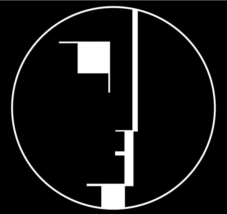 Bauhaus Stempel