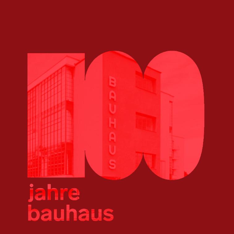 Bauhaus 100: Feiern des 100-jährigen Bestehens der Bauhausschule