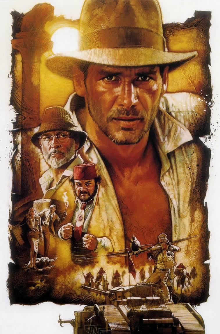Filmposter Indiana Jones