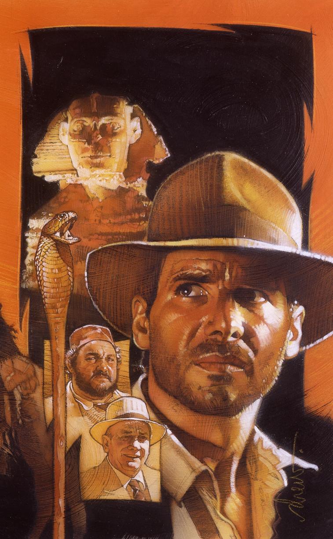 Indiana Jones und Spynx