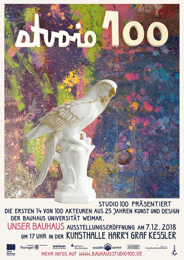 Plakat Studio 100