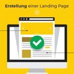 Landing-Page erstellen