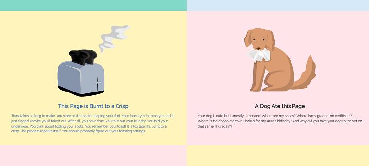404 Illustrationen