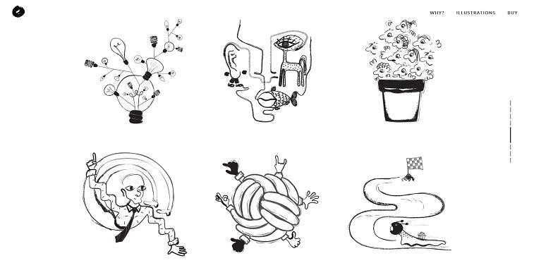Absurd Illustrations