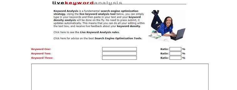 Live Keyword Analysis