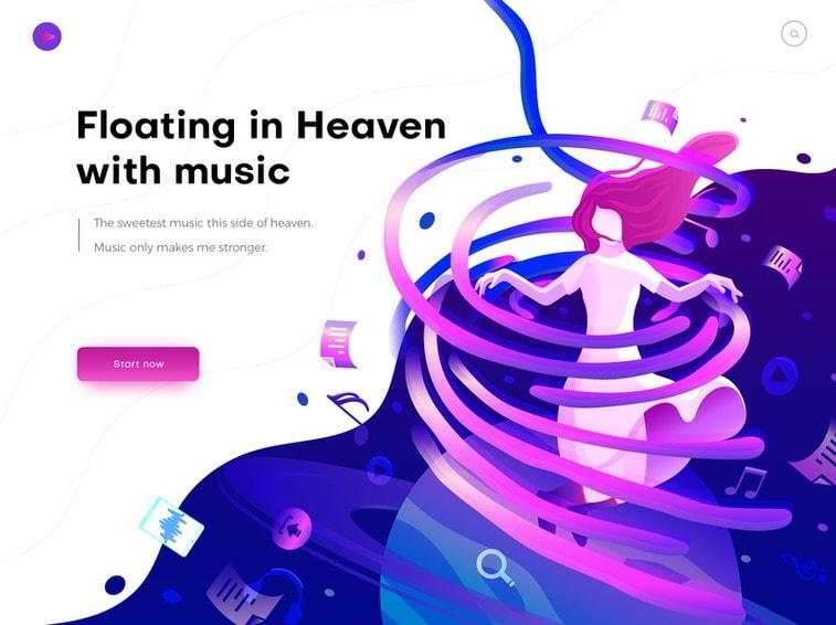 Musikwebseite