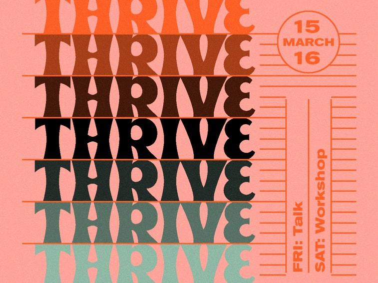 Thrive Typografie