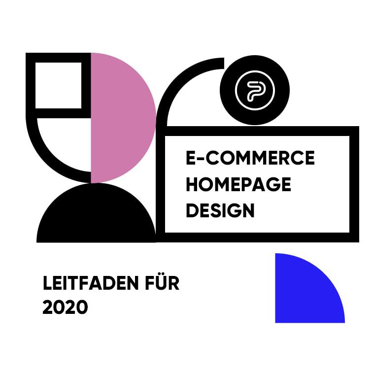 E-Commerce Homepage Design – Leitfaden für 2020