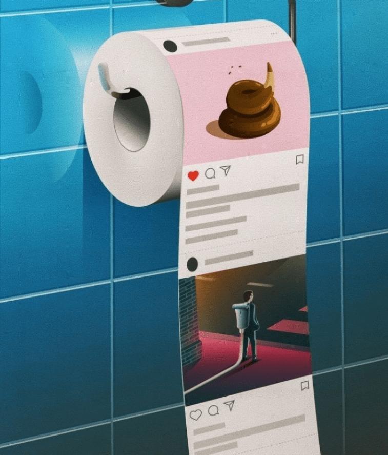 Siemen Toilettenpapier