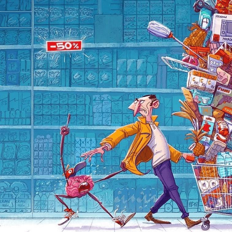 Shoppen gehen bei Dziekan
