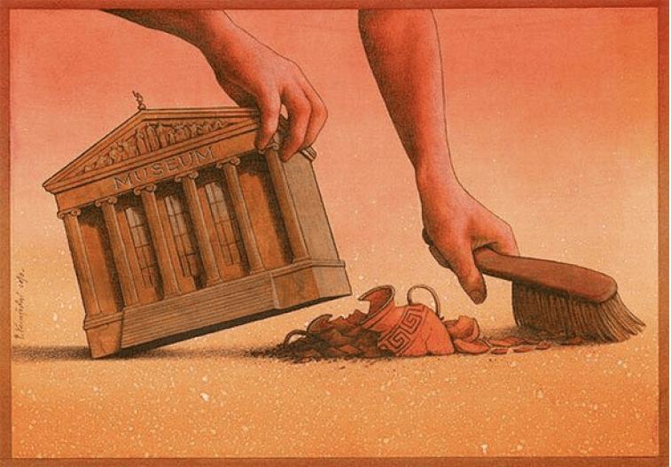 Geschichte illustriert von Kuczynski